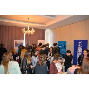 6 companii multinaționale vor să întâlnescă tineri pasionați de o carieră în consultanță.