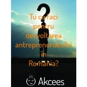 Studiu: Cum arata antreprenoriatul in Romania?